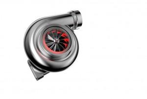 Rozgrzana turbina